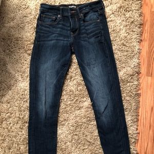 Express Jeans 4L mid rise